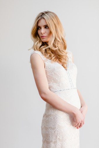 Wedding bride style, Blackburn Bridal Couture, photography by Claire Graham Photography, curated by Bloved wedding blog