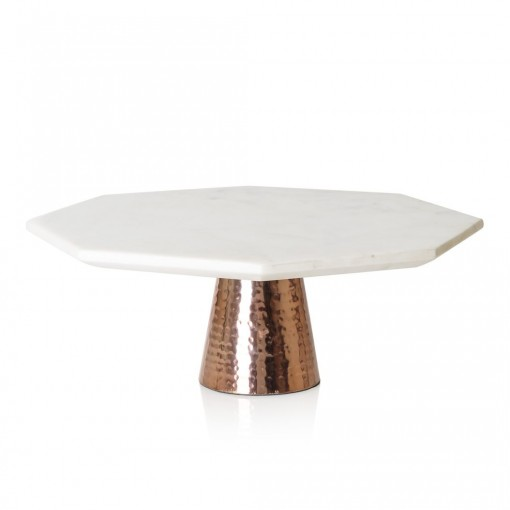 Marble Coffee Table Oliver Bonas: COPPER ACCENTS