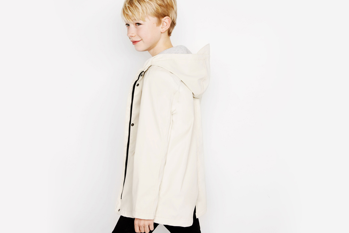 stylish waterproof coats for mums & kids