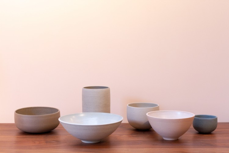 Another Country handmade ceramic bowls and vessels