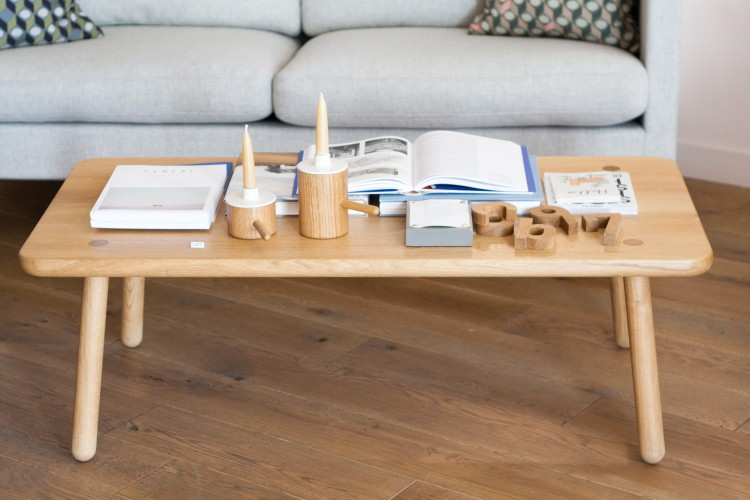 Another Country craft furniture coffee table