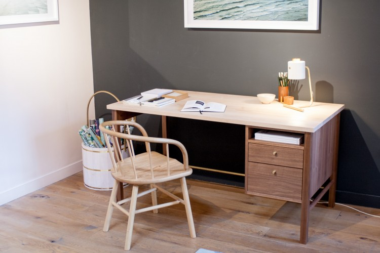 Another Country mid-century modern Desk Two