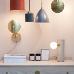 Another Country contemporary lighting display