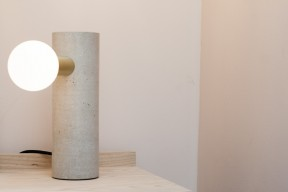 Another Country modern table lamp Jurassic Light 117