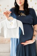 Chic nursery maternity session