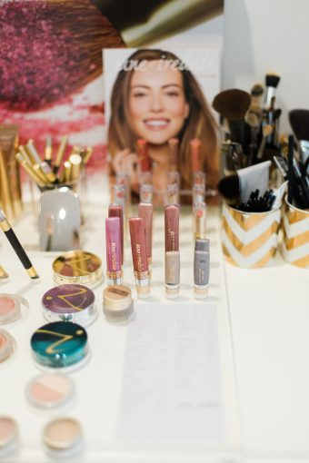 makeup ranges available at blush and blow london