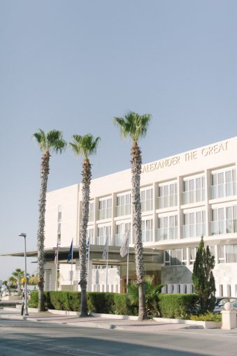 Alexander the Great Hotel front