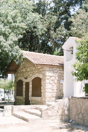 chapel and church bell