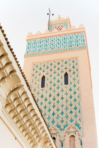 architecture of Morocco