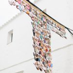 traditional details of the streetts and decor in Menorca