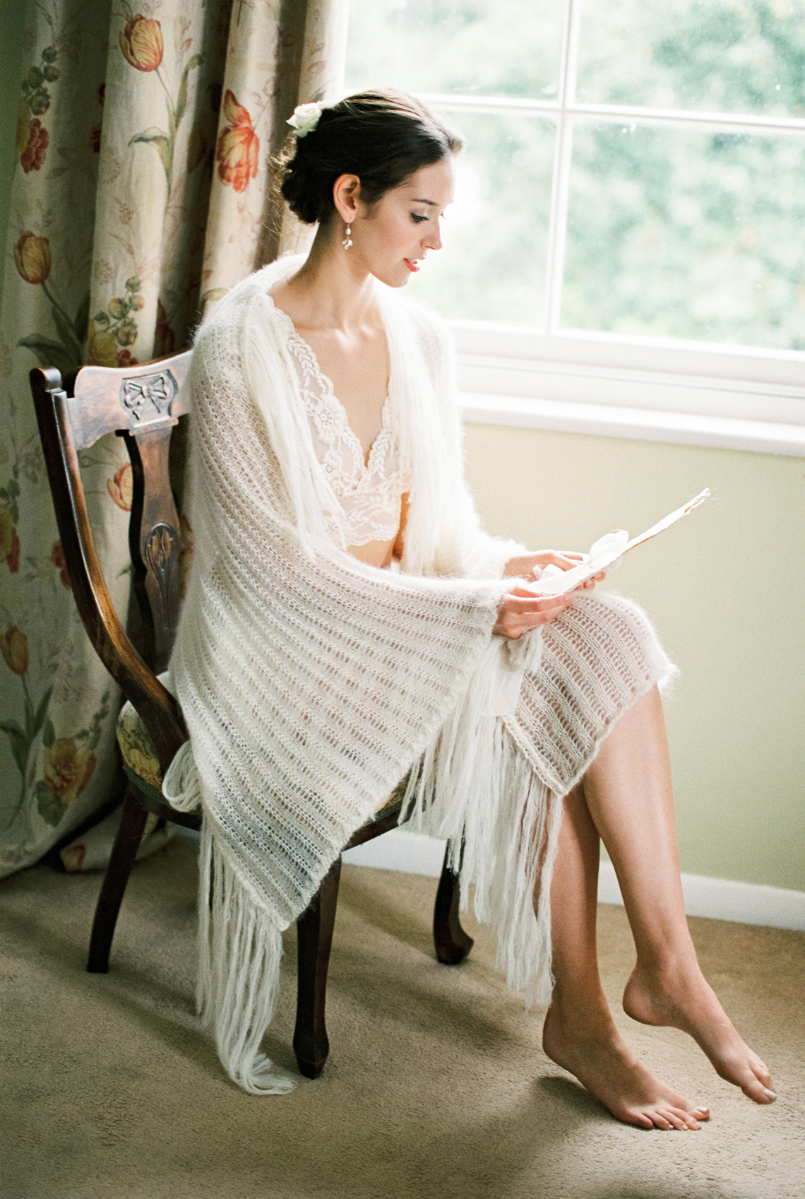 Quiet Moments, Advice for Getting Ready on Your Wedding Day - BLOVED ...