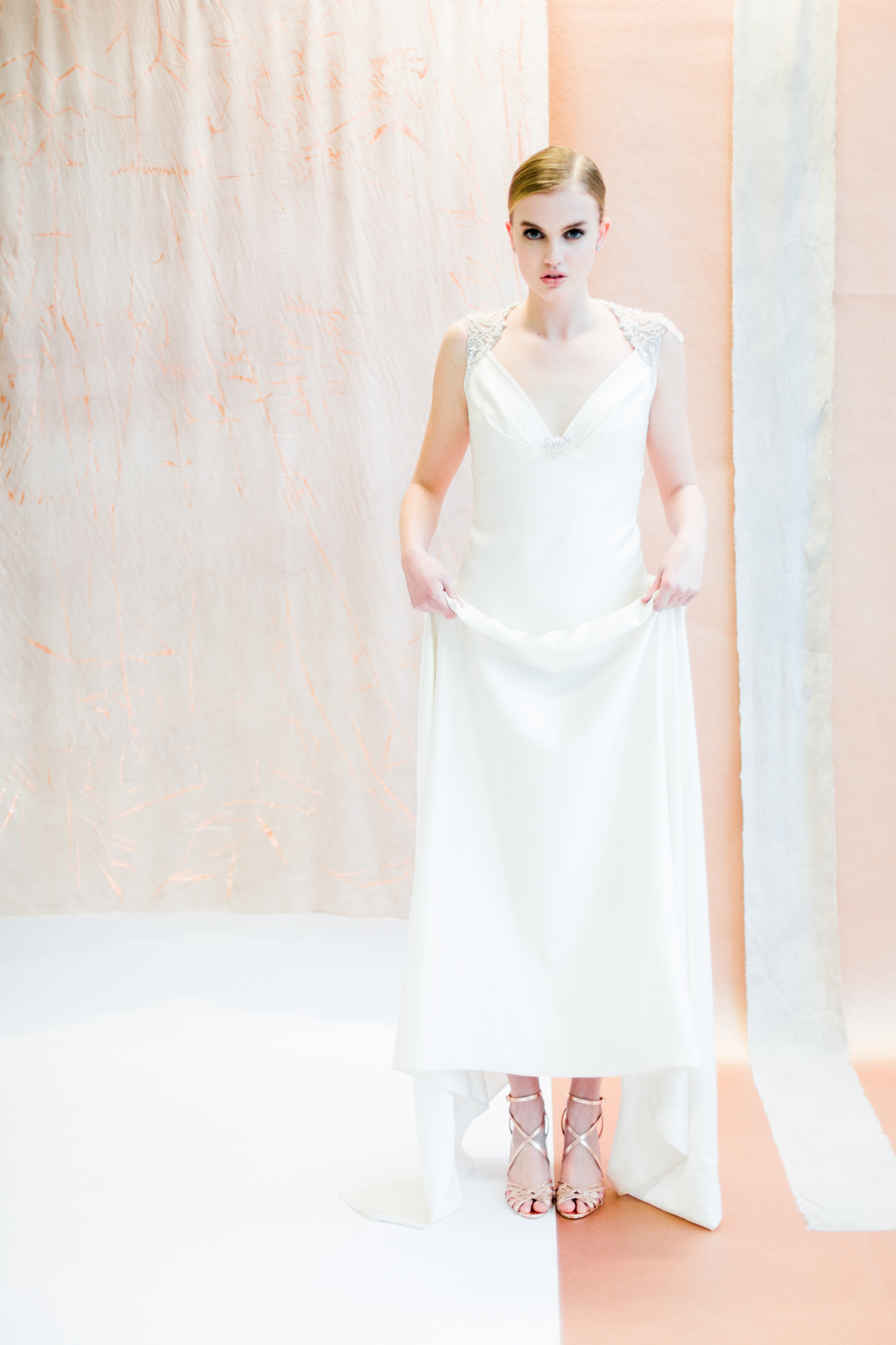 Part 2: 2017 Bridal Fashion Trend Report by Luella\'s - BLOVED Blog