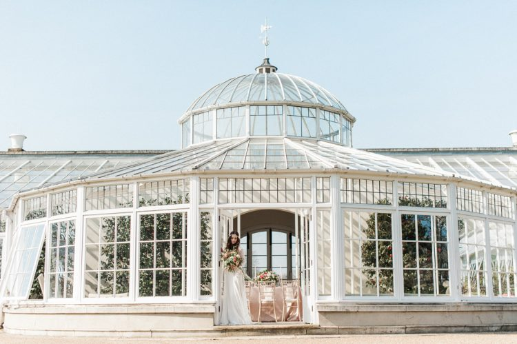Chiswick House & Gardens Wedding Showcase