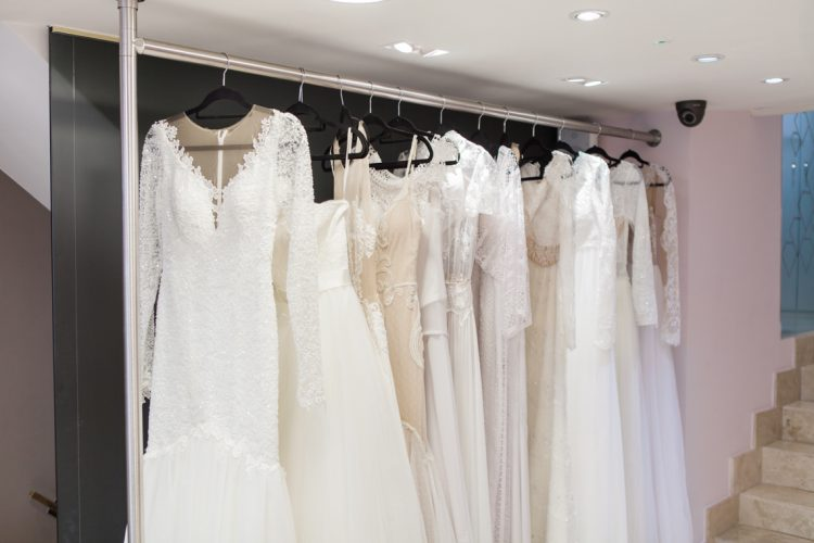 Wedding Dress Shopping Experience at Riki Dalal Mayfair