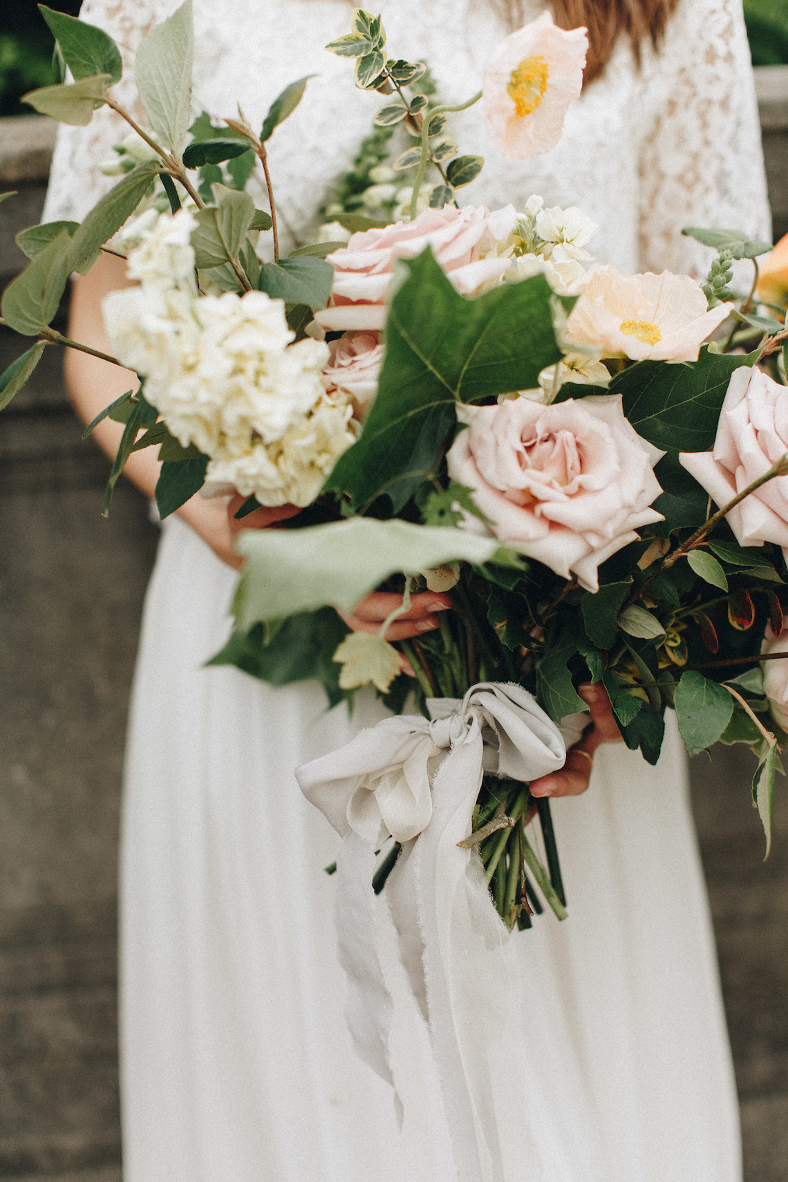 Artificial Wedding Bouquets In Sydney : Classical details and lush greenery bloved