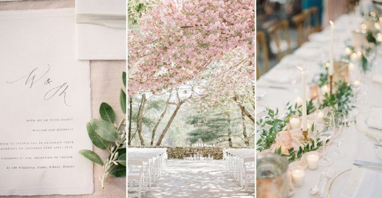 Under the Sky: Elegant Outdoor Wedding Inspiration