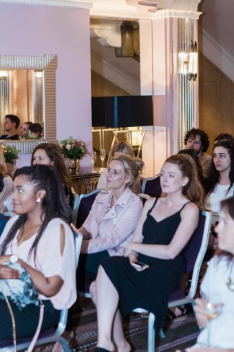 a workshop for brides about planning your wedding with the help of social media by bloved