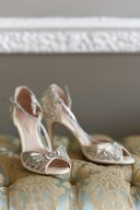beautiful emmy wedding shoes embellished with crystals