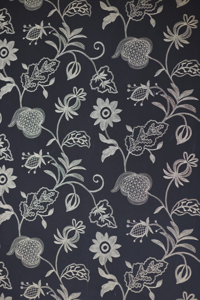 wallpaper pattern in nonsuch mansion