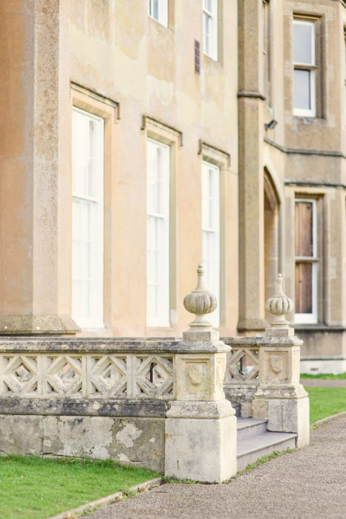 authentic architectural details of nonsuch mansion