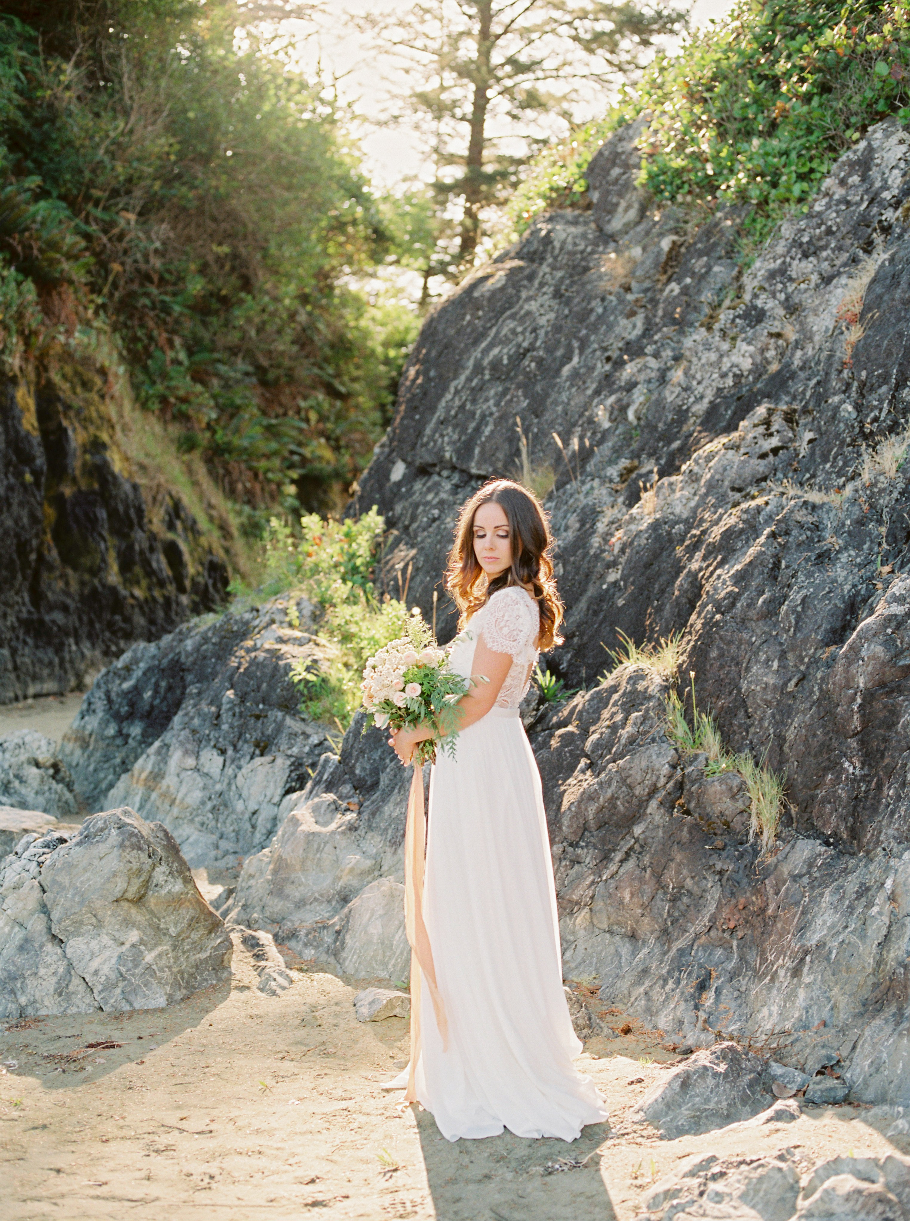 Coastal Tofino Bridal Inspiration With Truvelle BLOVED Blog