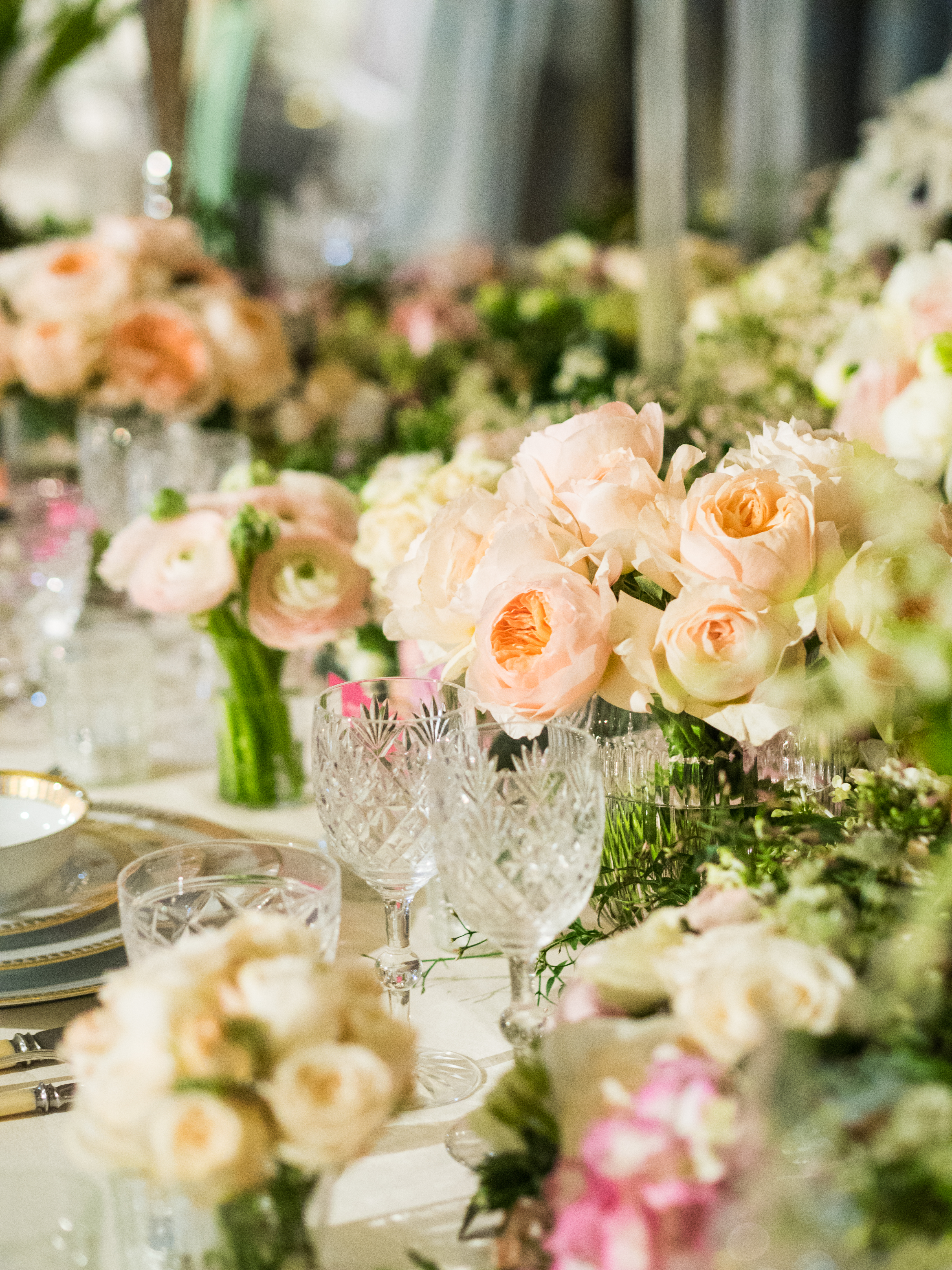 The Bridelux Atelier Show for Luxury Weddings - BLOVED Blog