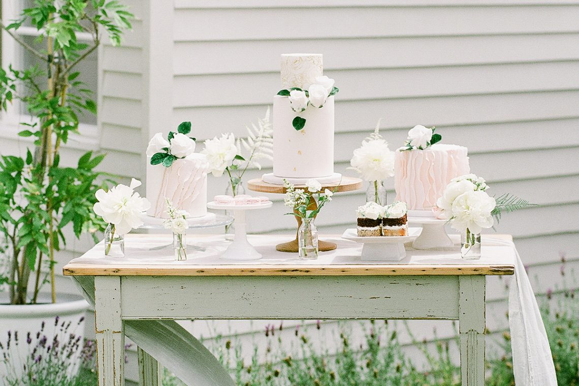 All About Modern Wedding Cake Trends + What the Experts Say - BLOVED ...