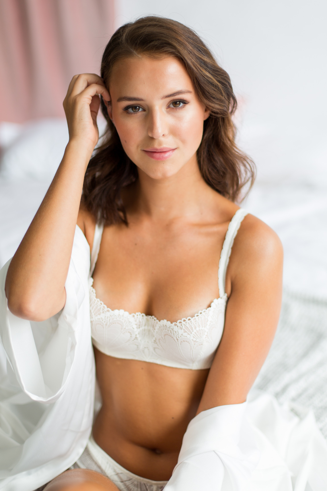 b1f3aab24fc7 Practical & Pretty Luxury Bridal Lingerie from Wonderbra