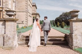 Prestwold Hall Leicestershire Wedding Venue