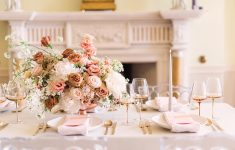 classic english wedding table inspiration