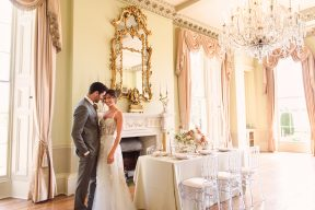 romantic english wedding inspiration