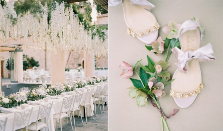 Moodboard: Dreamy Inspirations for a Pastel Destination Wedding in Cyprus