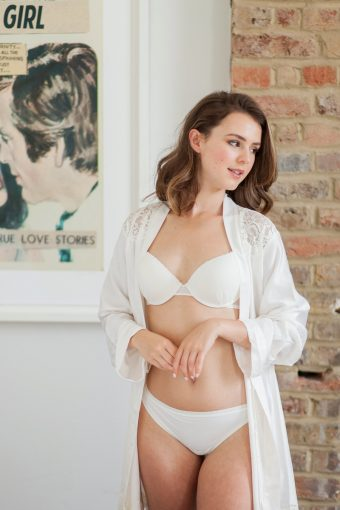 everyday lingerie ivory t-shirt bra wonderbra