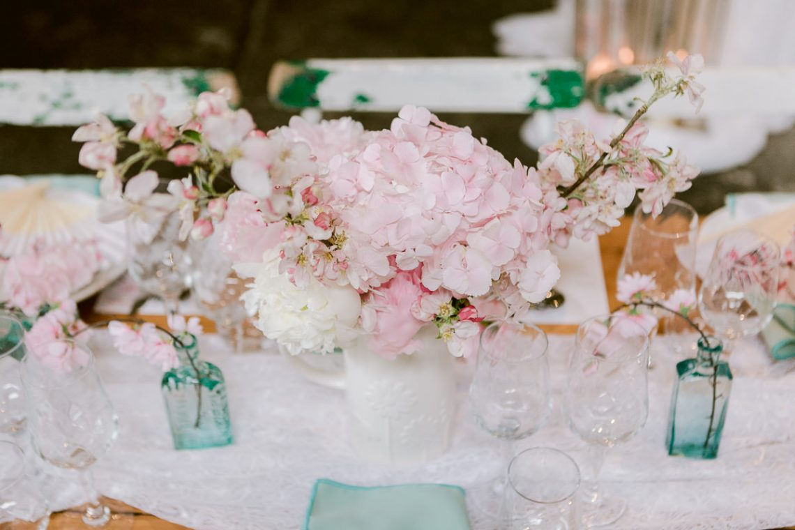 Romantic Wedding Ideas Inspired By Pink Cherry Blossom Bloved Blog
