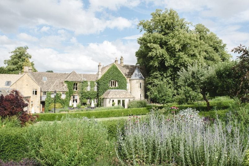 Lords of the Manor wedding venue review The Cotswolds