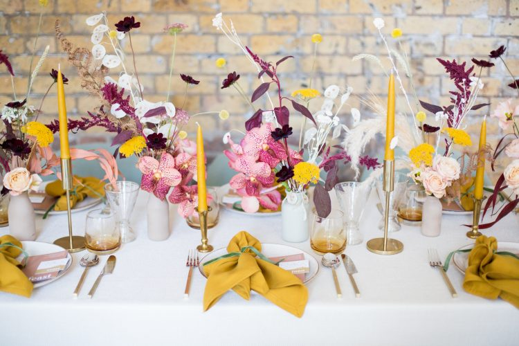 How You Can Have a Stylish Sustainable Wedding