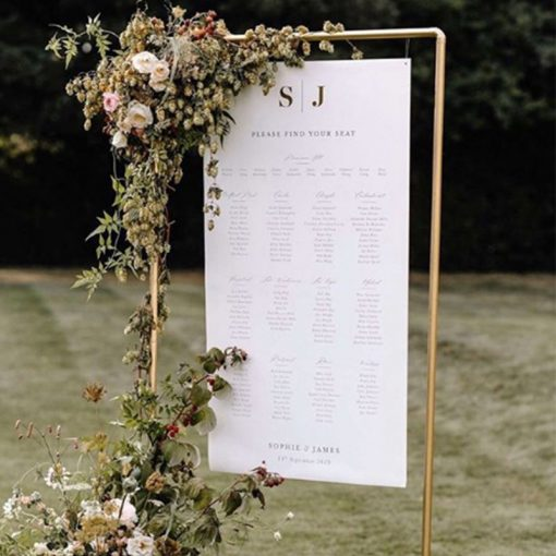 stylish sustainable wedding ideas for a botanical wedding