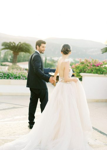 timeless greek mythology wedding inspiration