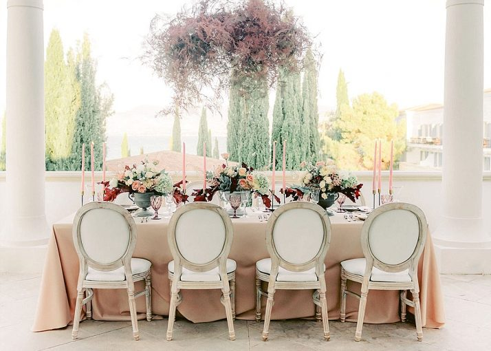 Timeless Wedding Inspiration from The Island of Aphrodite