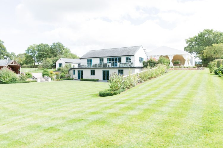 exclusive-use wedding venue in Worcestershire