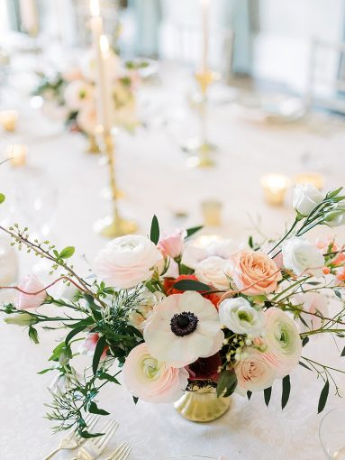 chinoiserie inspired wedding table