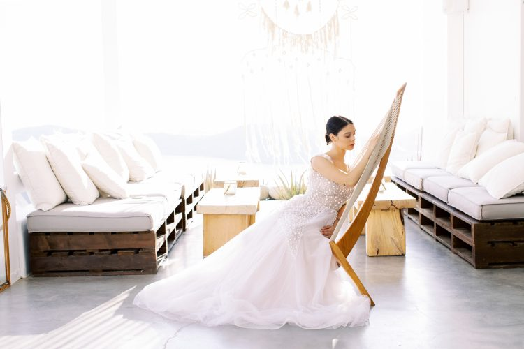 bride reclined
