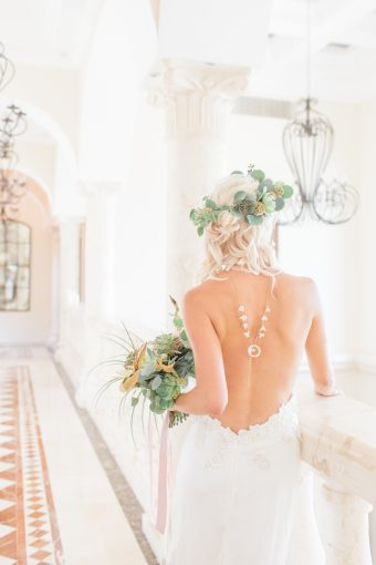 luxurious jewel bridal accessory