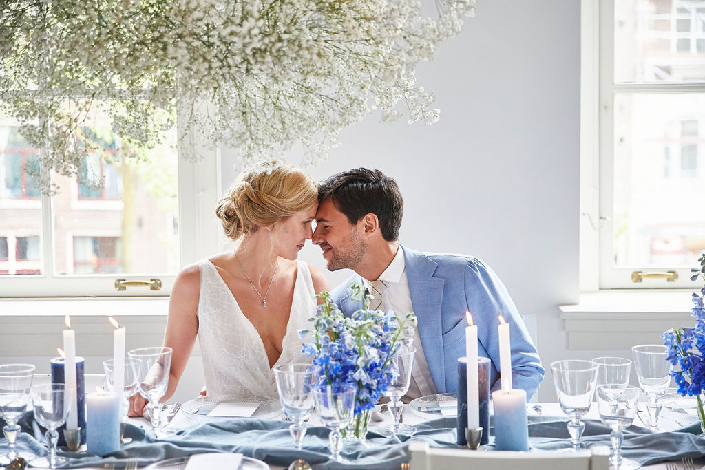 Dusty Blue Wedding Inspiration (4)