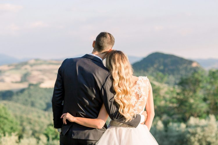 Tuscan Bliss: An Intimate Italian Wedding