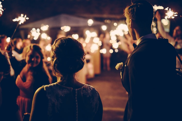 Our favourite light-hearted wedding poems