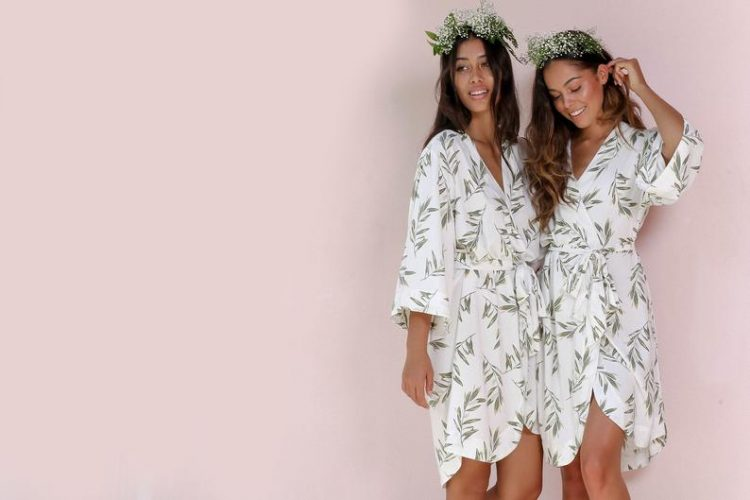 36 Beautiful Bridal Robes To Complete Your Wedding Day Prep
