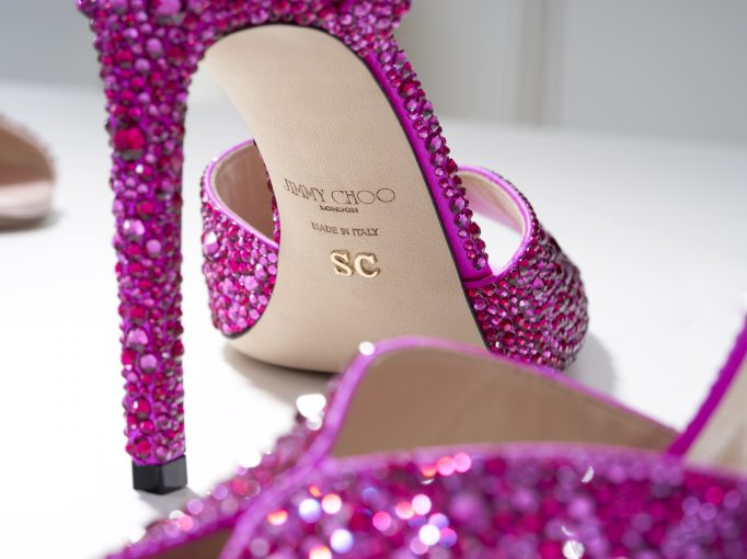 Dream to Reality with Jimmy Choo?s Made-To-Order Collection